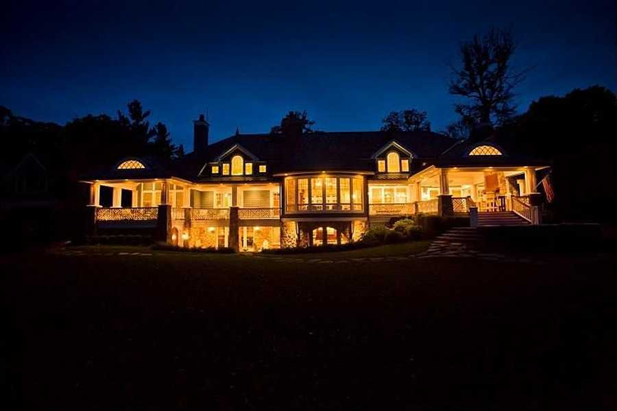 Wisconsin's most expensive house for sale is on Geneva Lake in Fontana, and is listed at $7.95 million.