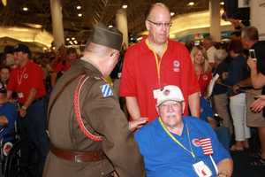 Honor Flight is a national program with six hubs serving Wisconsin.