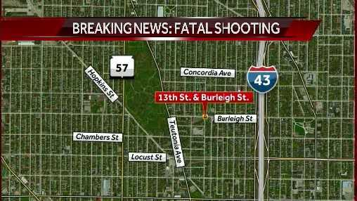 homicide map