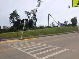 Platteville damage