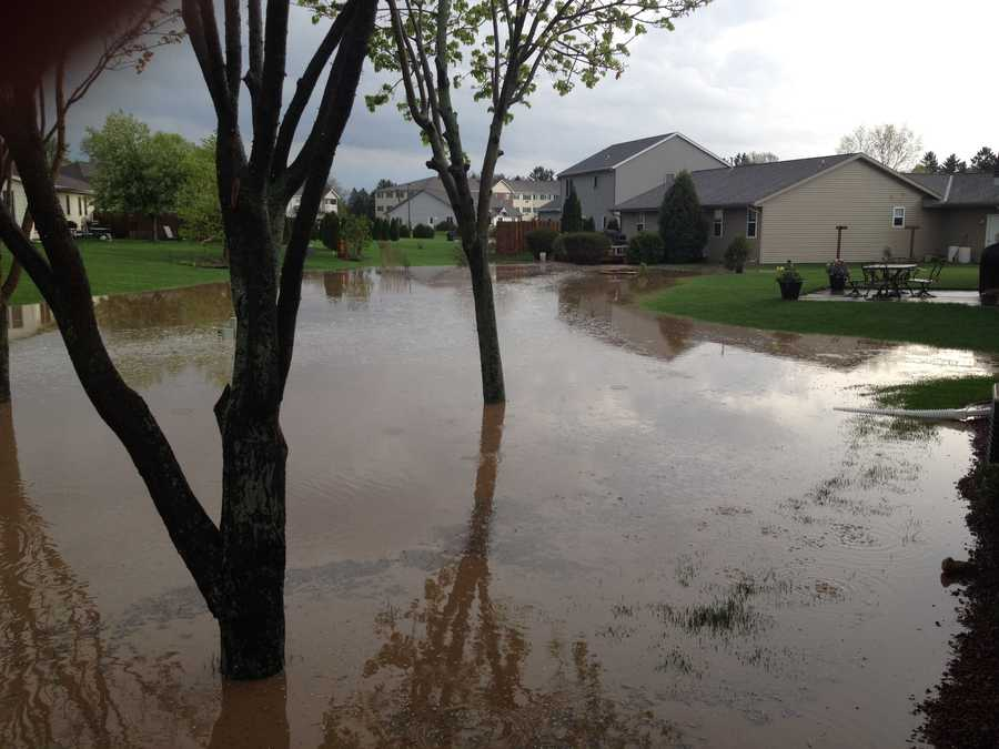 Fort Atklinson flooding