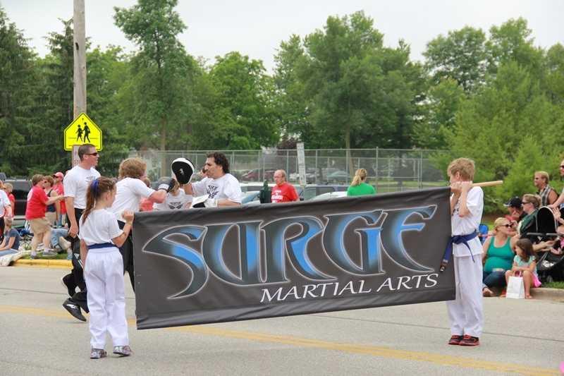 Surge Martial Arts