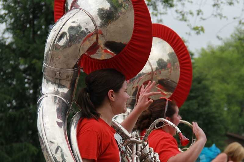 The UW Badger Band