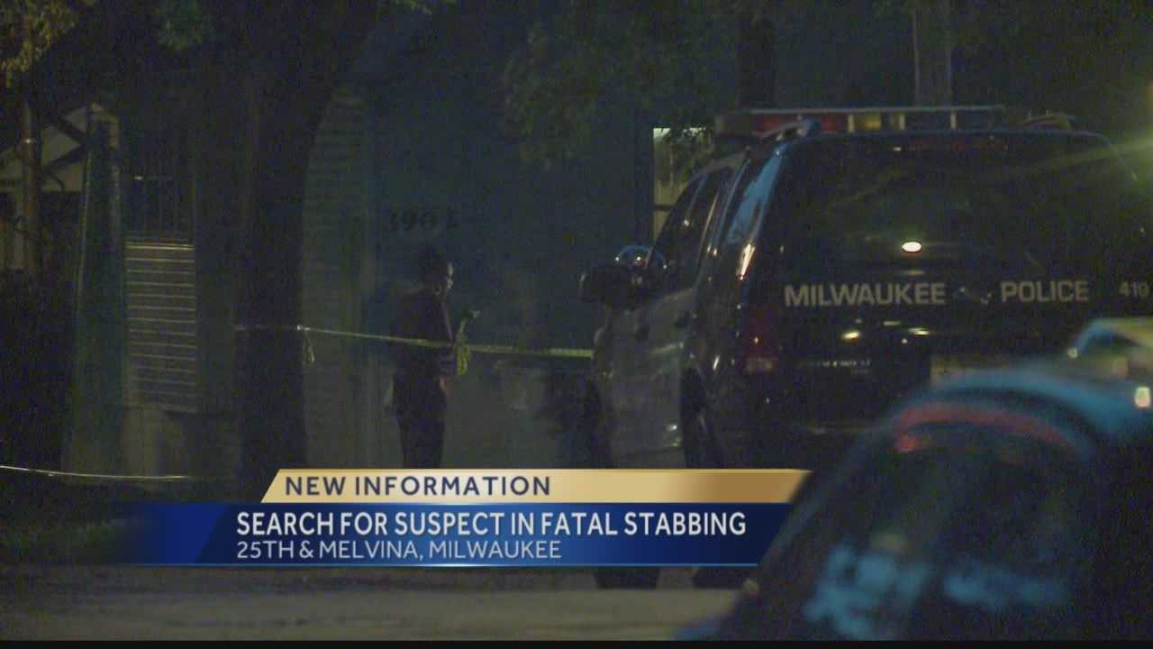 A  60-year-old woman was stabbed to death near 25th and Melvina Tuesday afternoon.