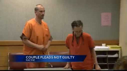 heroin couple in court
