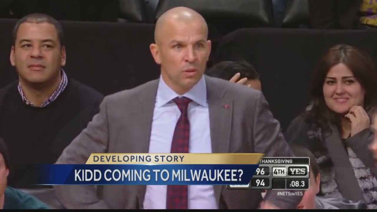 Rumors abound after Brooklyn Nets coach Jason Kidd was granted permission to speak to the Milwaukee Bucks.