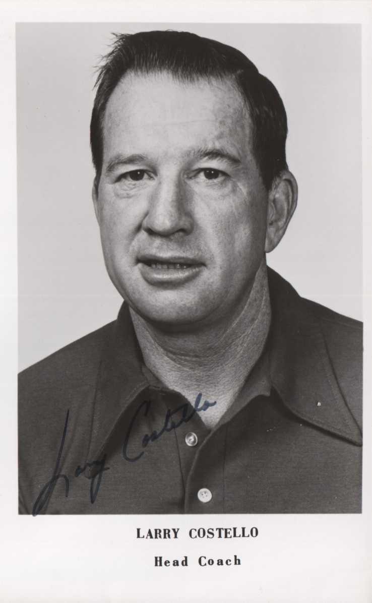 Larry Costello, 1968-1976