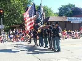 Wauwatosa parade