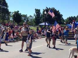 Brookfield parade
