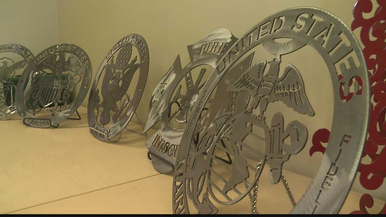 Local manufacture offers to replace stolen veterans' grave markers