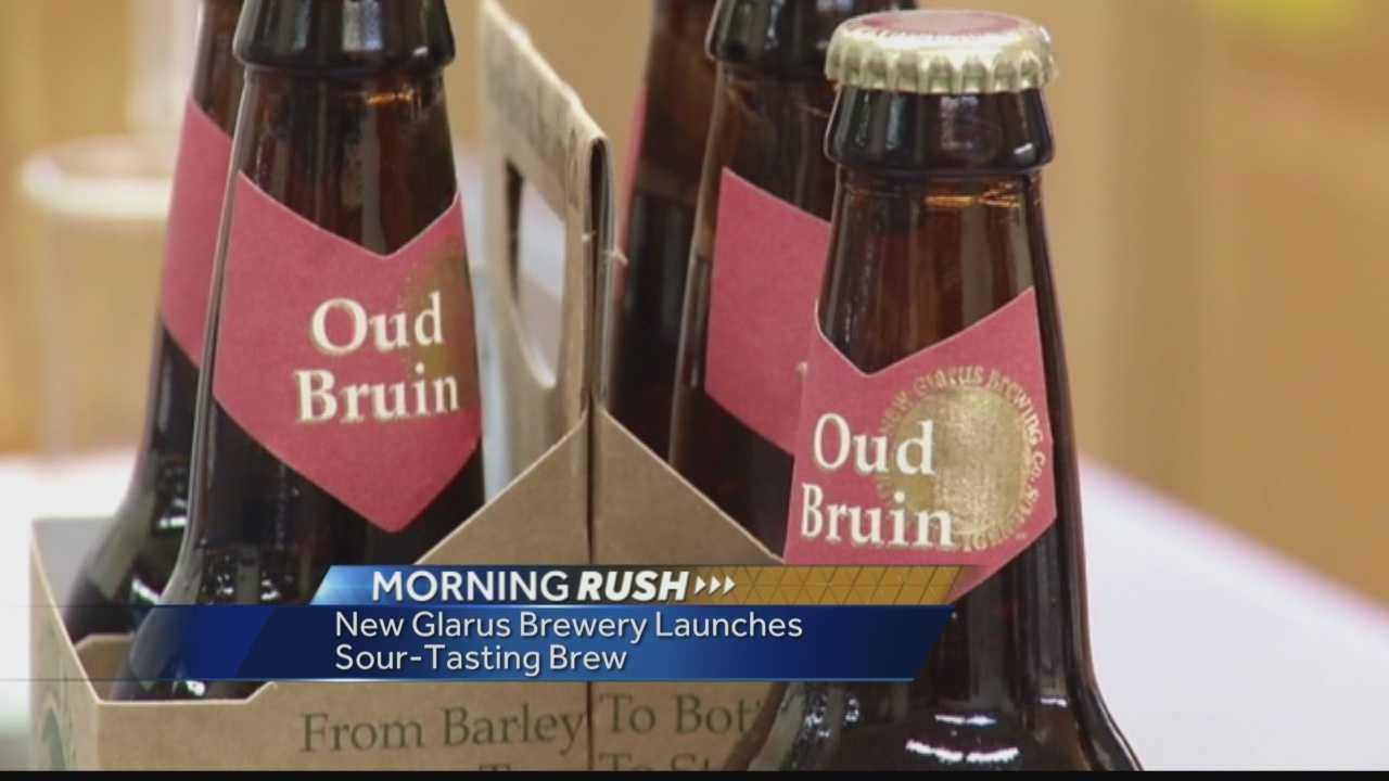 A brewery in Green county is launching a new, sour-tasting, brew.