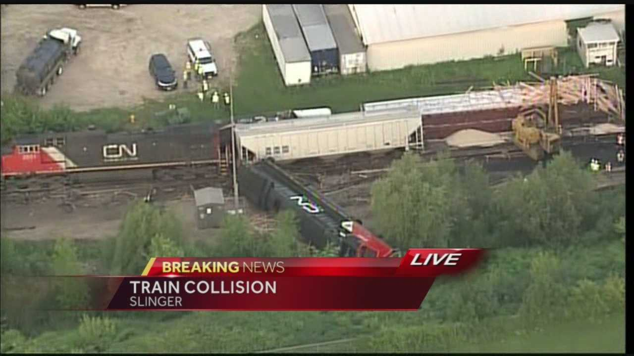 Train incident
