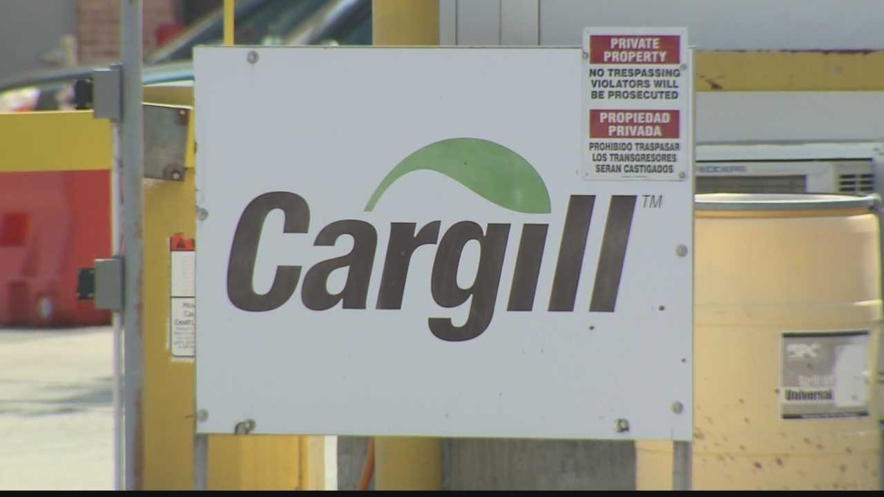600 workers will lose their jobs when Cargill closes its slaughterhouse by Friday