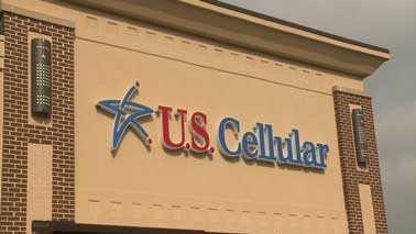 U.S. Cellular store sign