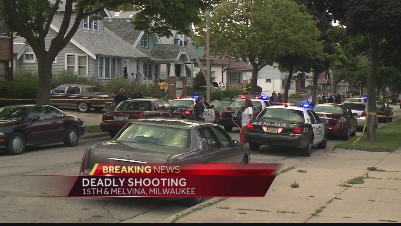 Police say a 30 year-old man was shot an killed outside of house he was rehabbing.