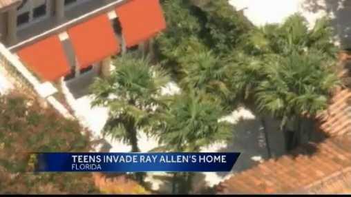 Ray's Florida house