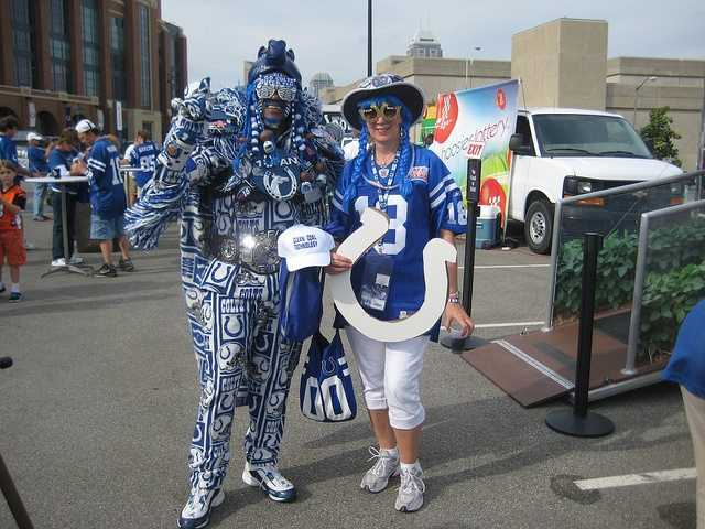 No. 6 - Indianapolis Colts fans