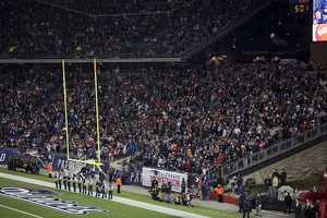 No. 4 - New England Patriots fans
