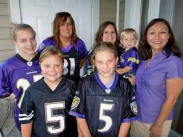 No. 5 - Baltimore Ravens fans