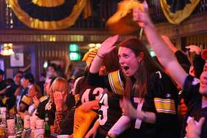 Tied for No. 7 -- Pittsburgh Steelers fans