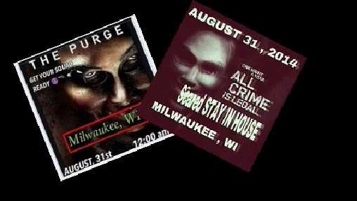 Purge posters