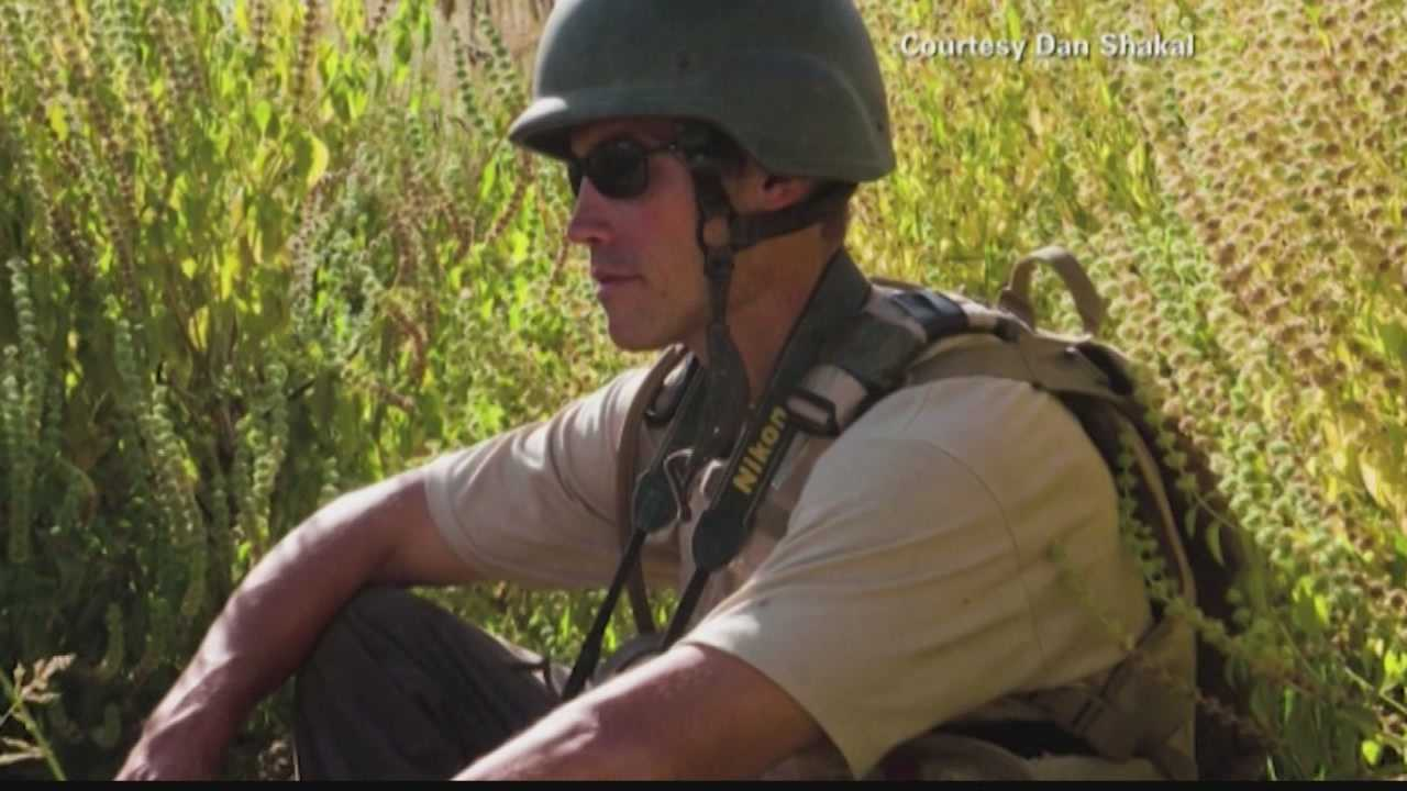 Family establishes scholarship at Marquette for James Foley