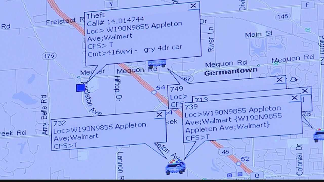 Germantown Police say they recently received a dozen accidental calls in one day.