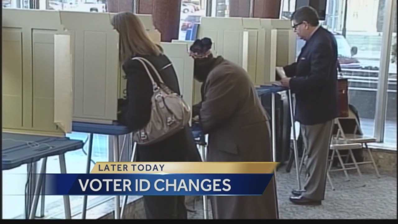 Wisconsin's Government Accountability Board will meet with reporters later today to discuss how they will implement the state's voter I.D. law.  WISN 12 News' Ben Hutchison reports.