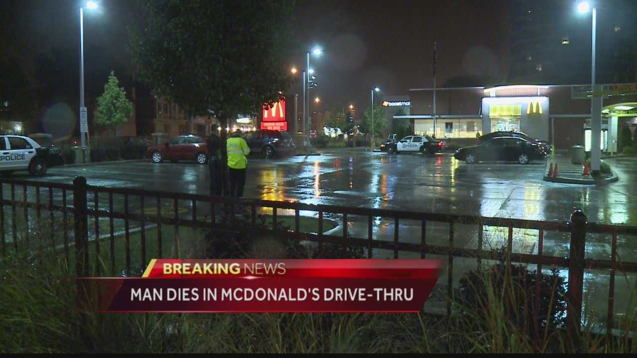 Milwaukee police say a fight between two friends in a fast food drive-thru ended when one man struck and killed the other with a car.  WISN 12 News' Ben Hutchison reports from the scene.