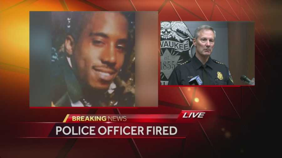 Report: Manney is first officer fired after on-duty ...