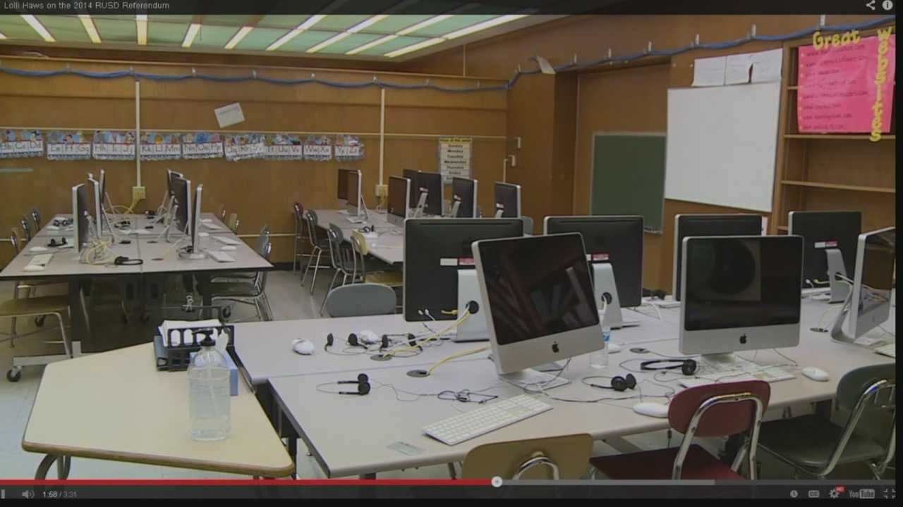 Voters will decide whether to approve a $128 million dollar referendum to update school facilities