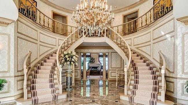 How about this for a grand entrance check out the rest of for Grand entrances