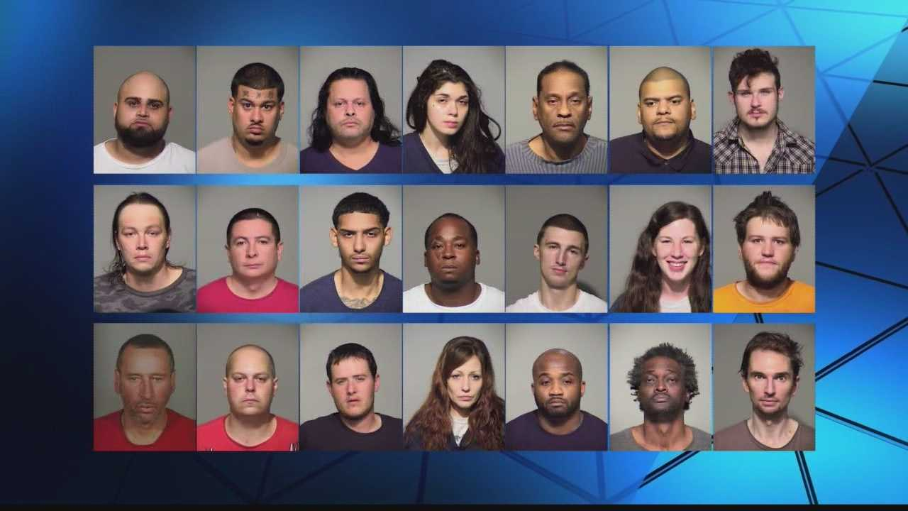 Large heroin bust in Milwaukee