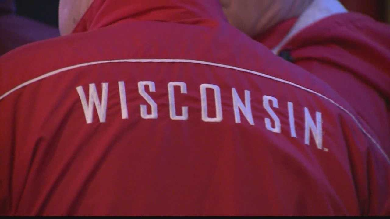 Badgers Basketball on Friday night and Badgers Football on Saturday.