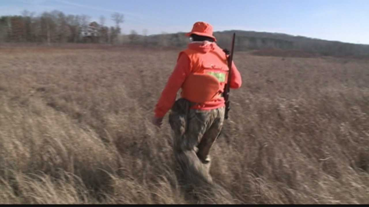 From coats and jackets to purchasing a hunting license, area hunters are getting ready for the start of deer season Saturday.