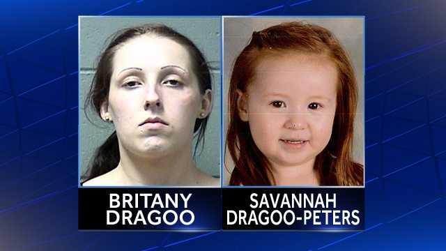 Britany Dragoo, Savannah Dragoo-Peters