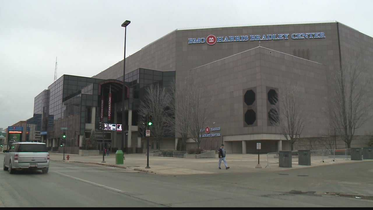 A bad basketball season,an off year for concerts all contribute to a down year for the BMO Harris Bradley Center