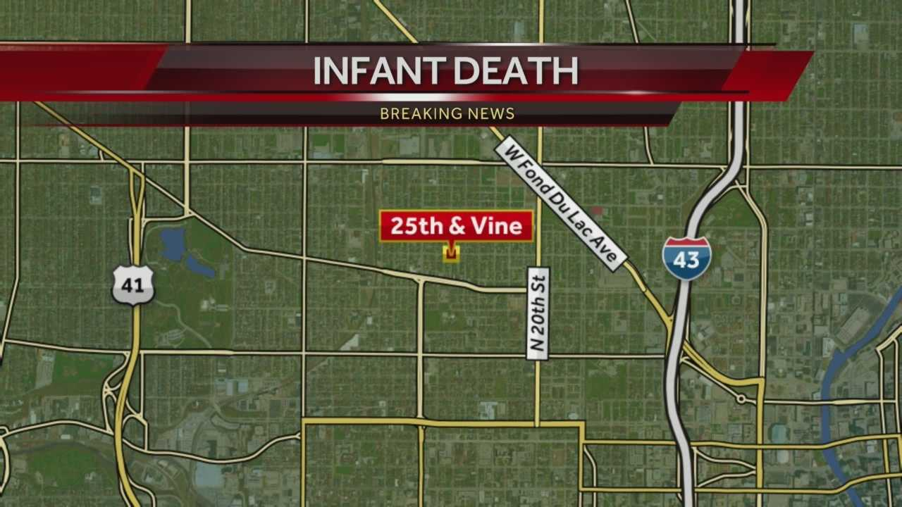 The Milwaukee County Medical Examiner's office says it is investigating an infant's death in a suspected case of co-sleeping.
