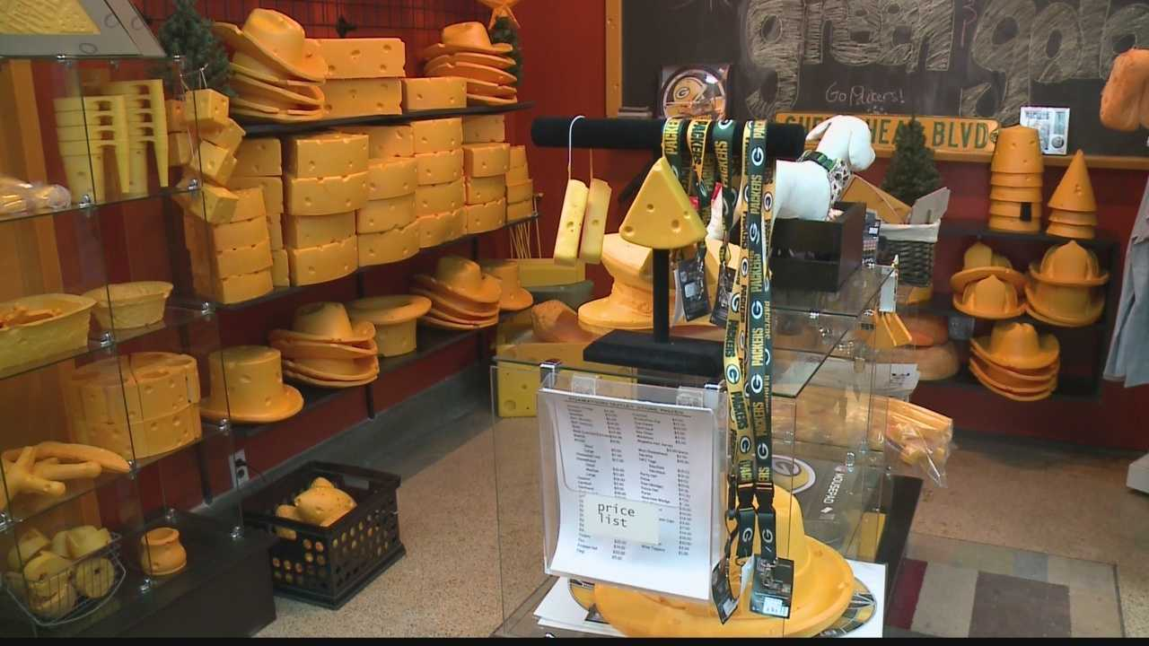 Mike Anderson talks to the man who started the cheese phenomenon