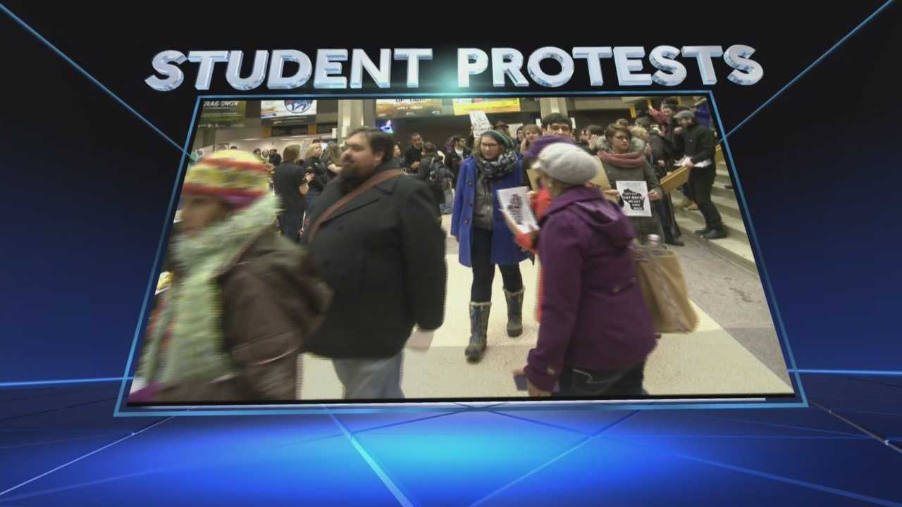 For the second time in a week, UWM students and staff will protest widespread budget cuts to the UW system.