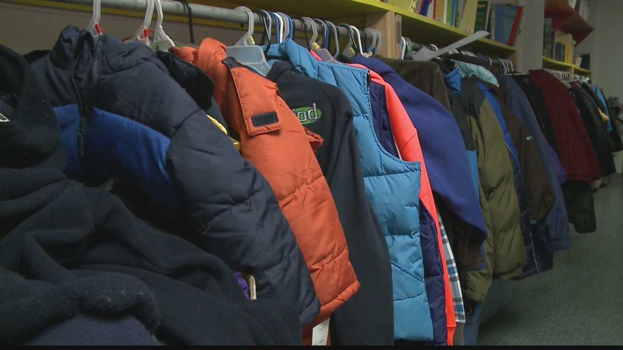 Coats & mittens can be dropped off at any Salvation Army location.