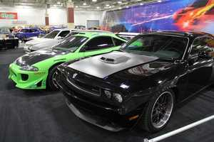 Cars of 'Fast & Furious '