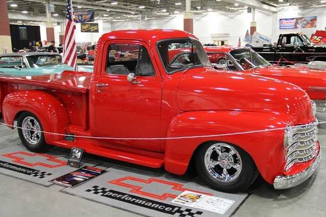 1951 Chevy Pick-up