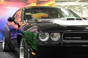 2008 Dodge Challenger SRT8-391 has been used in several movies