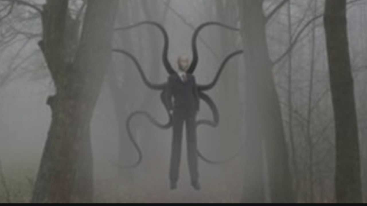 Two middle school girls became obsessed with the character slenderman