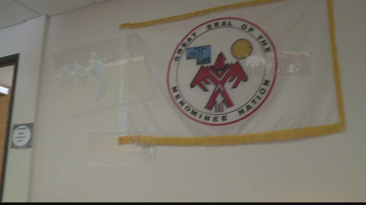 12 News visits the Menominee Reservation in Keshena.