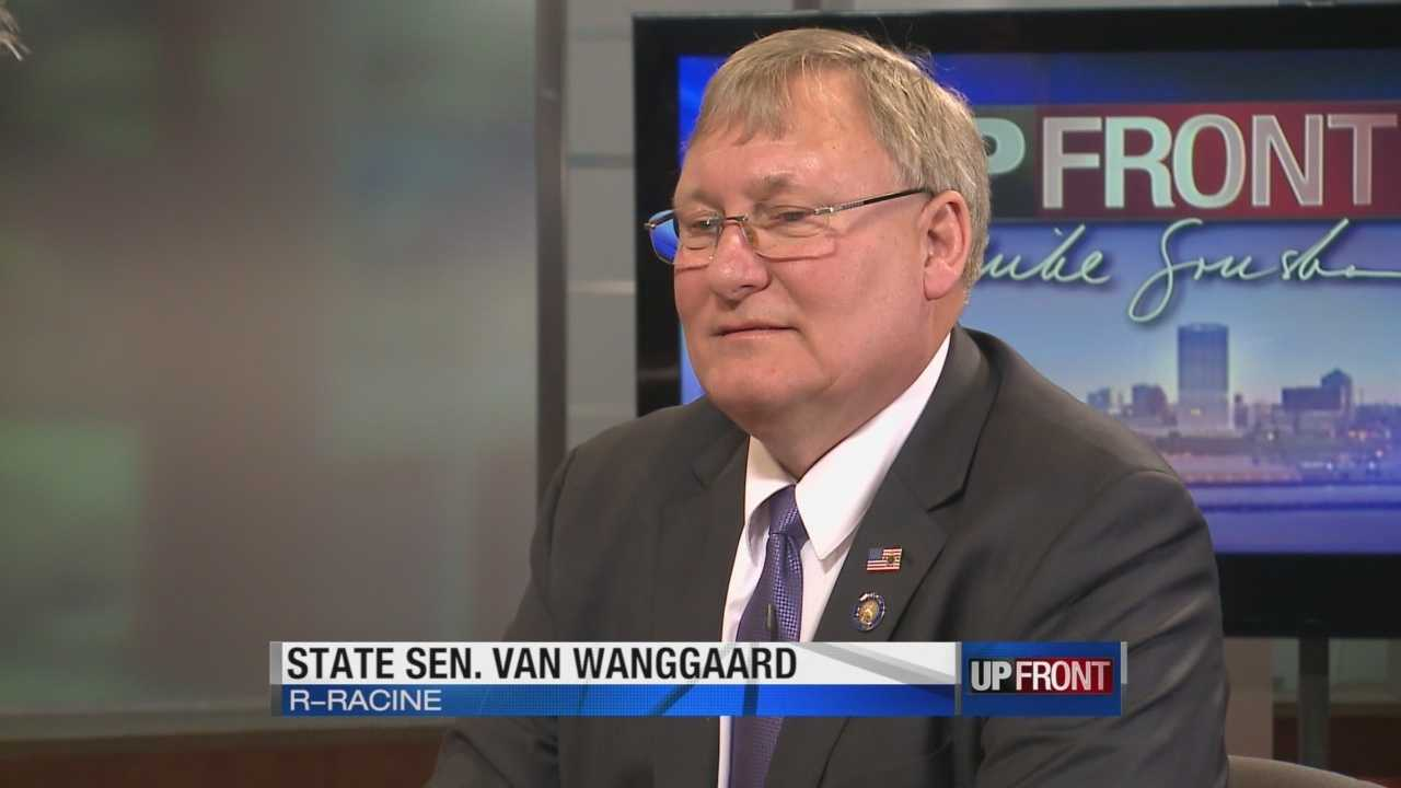 State Sen. Van Wanggaard, R-Racine, says the time is right and the Senate has the votes to pass right-to-work legislation.