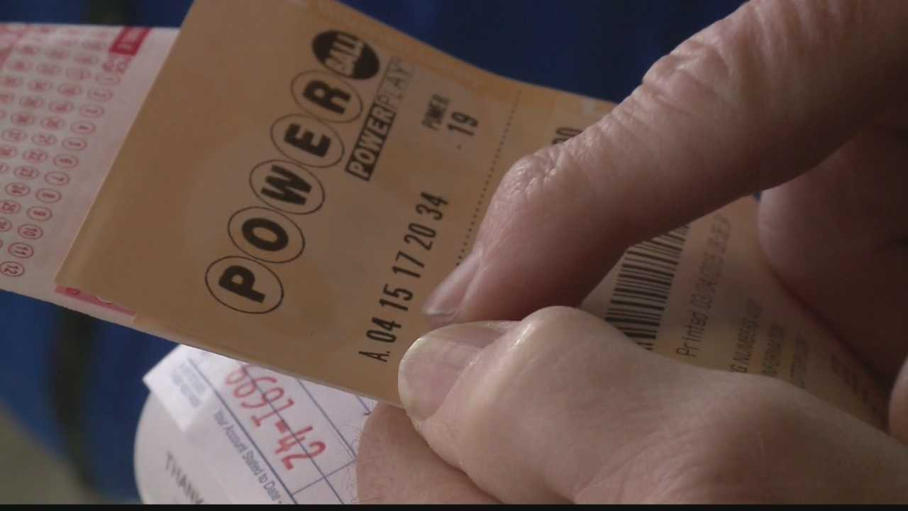 One Racine gas station is riding high after selling 2 one million dollar tickets in February