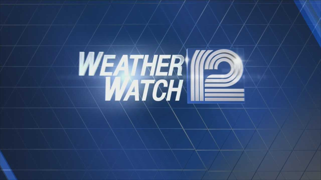 Weather Watch 12 Meteorologist Sally Severson has an early check of your weather