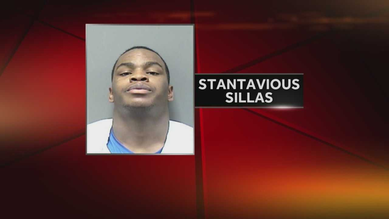 Racine County Sheriff's Department confirms it has captured abduction suspect Stantavious Sillas.